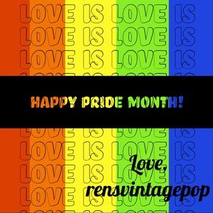 Other - Celebrating pride!